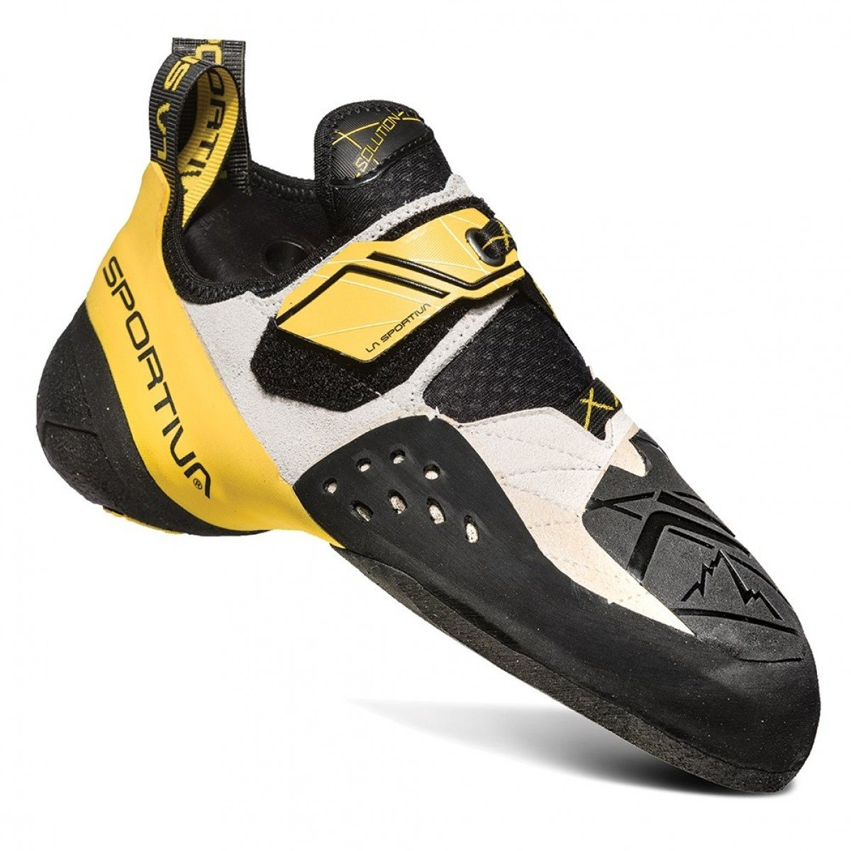 La Sportiva Solution Climbing Shoes and or Torture Devices
